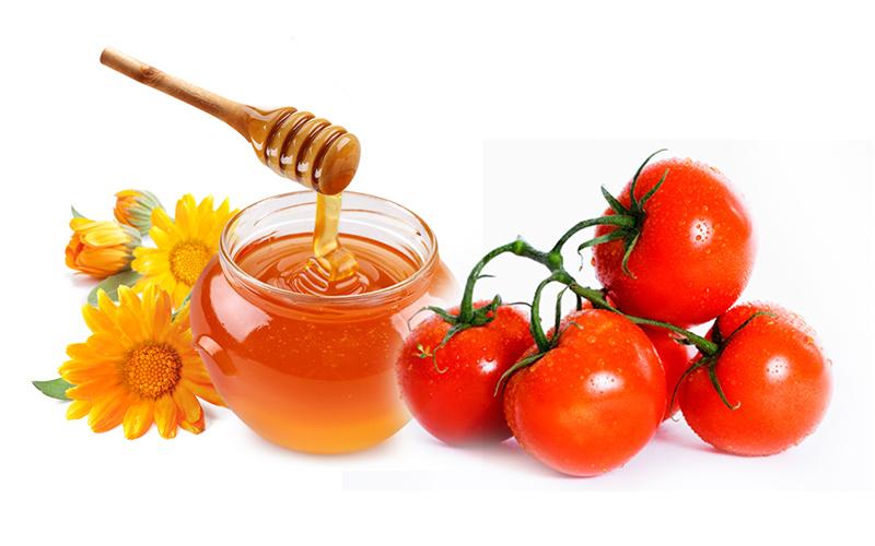 Cách làm sinh tố cà chua mật ong và sữa tươi