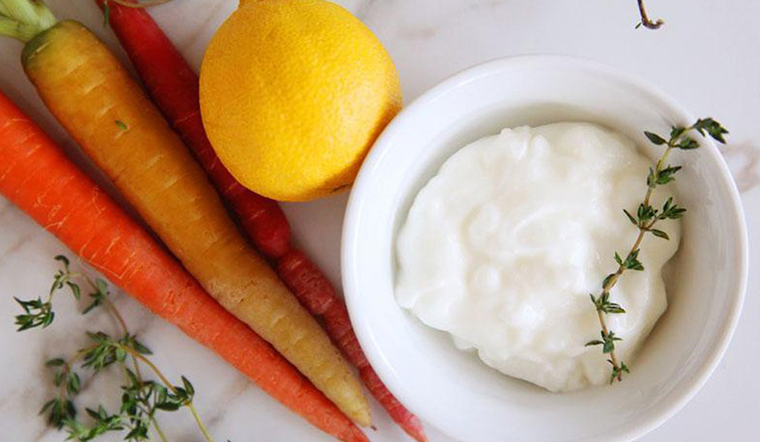 Cách làm sinh tố cà rốt sữa chua