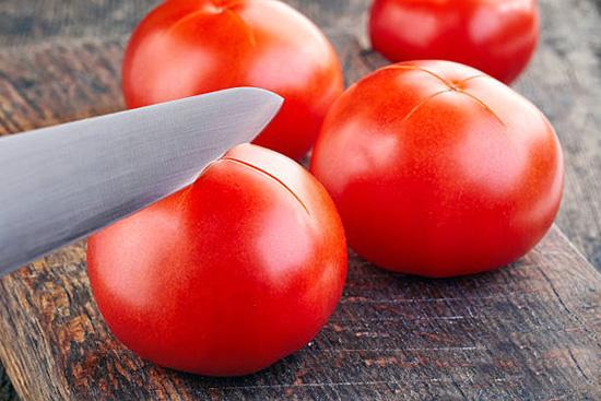 Cách làm và xay sinh tố cà chua ngon