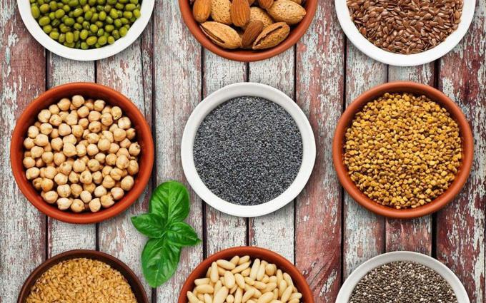 Tác dụng của bột ngũ cốc dinh dưỡng đối với trẻ nhỏ