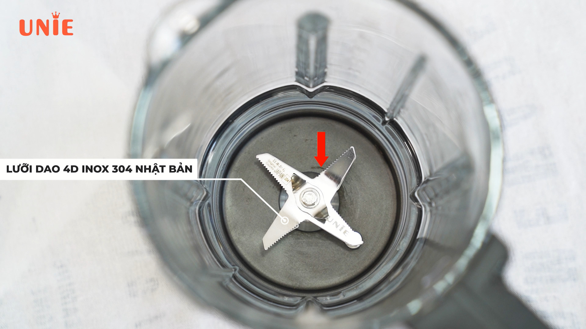 may-nau-sua-hat-unie-v6s-luoi-dao-4d-inox-304-tu-nhat-ban