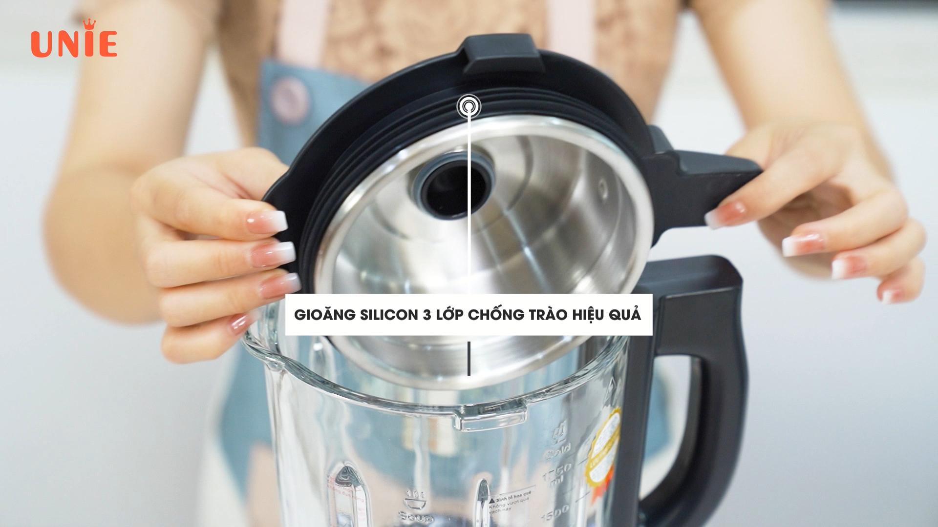 may-nau-sua-hat-unie-v6s-nap-chong-trao